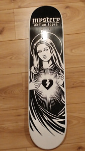 Brand new skateboard deck