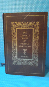 SHAKESPEARE COMPLETE WORK ILLUSTRATED
