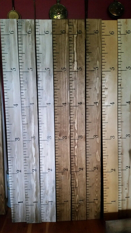Giant Rulergrowth Chart Other Kelowna Kijiji