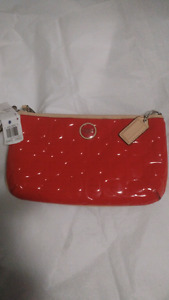 New Coach Clutch /Wristlet /Purse