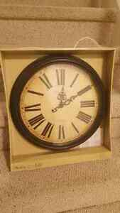 Sterling and Noble Wall Clock Cambridge Kitchener Area image 3