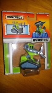 Matchbox Big Rig Buddies Diecast Parts Rigby the Bulldozer