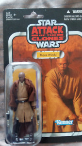 STAR WARS figurine VINTAGE COLLECTION VC35 MACE WINDU