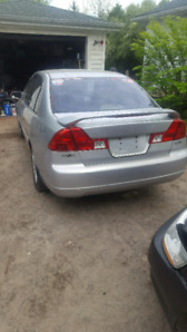 01 acura el parts or project