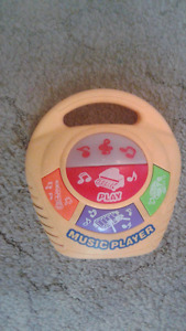 Music player for $3