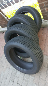 Michelin X Ice 235/55R19 Winter Tires Audi Acura Lexus Honda