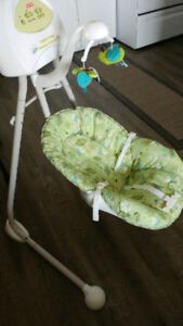 Fisher Price Cradle'N Swing
