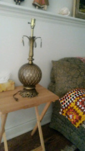 Antique Style Lamp Stand for Sale