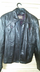 Mens real leather jackets