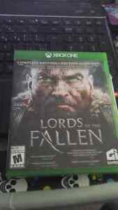Xbox one  lord of the fallen