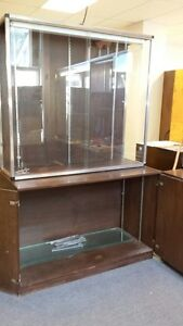 Storage/Display cabinets- $250 each or all 4 for $800 London Ontario image 2