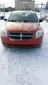 2008 DODGE CALIBER R/T-LOW KM'S, CLEAN CAR PROOF, AWD