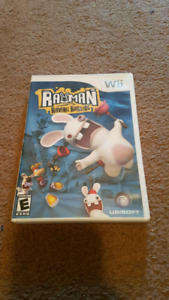Rayman Raving Rabbids collection