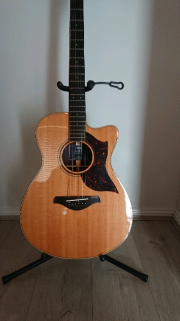 yamaha ac3r acoustic electric guitars amps gumtree australia cessnock area greta. Black Bedroom Furniture Sets. Home Design Ideas