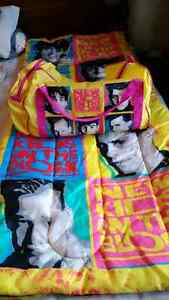 NKOTB  Sleeping Bag Set