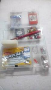Assorted Fishing Supplies from $20.00 and Up