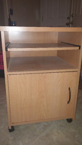 TV / Microwave/Office Cabinet
