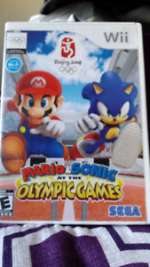 Wii - Mario & Sonic at the Olympics