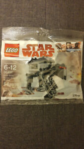 LEGO - 30497 - Star Wars - Heavy Assault Walker Poly Bag - $10!