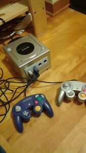chipped gamecube