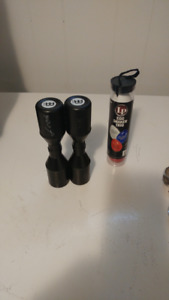 Various Percussion Shakers Etc.
