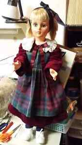 1950 Reliable Canada hard plastic doll