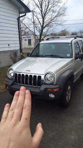 2003 Jeep Liberty Sport SUV, Crossover sell or trade