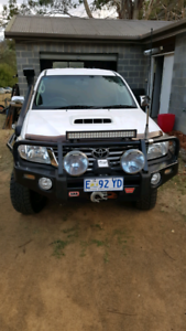 2012 Toyota Hilux SR5 4x4