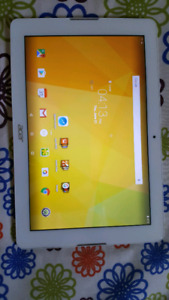 Acer Iconia one 10.1 Inch Tablet