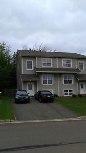 Semi detached 3 level split entry with basement in-law suite