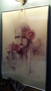 "SARA MOON ""Claudia"" 23""x 34"" Personally Signed Original Print"