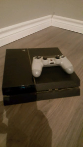 Ps4 w/ games