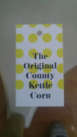 Kettle Corn whole sale pricing at $4.00 per bag