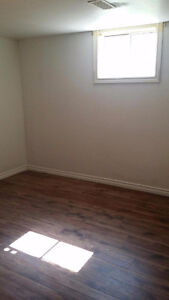 Bright & clean two bedroom basement apt. for rent in Scarborough