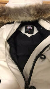 Canada Goose jacket XS for girls