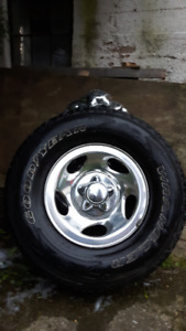 P265/75R16 Tires and Rims