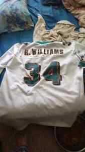 4 sports Jersey's for sale 3 NFL 1 NBA
