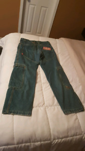 Motorcycle jeans 34 size