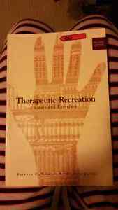 Therapeutic recreation cases and excersises