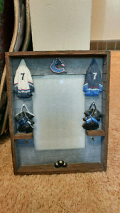 Vancouver Canucks Pictute Frame