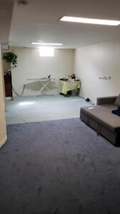 Basement for rent near Brittania -Creditview mississauga