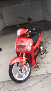 2009 baotian 150 cc Extremely low km 185