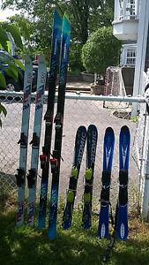 Ski snowblade atomic,rossignol,elan