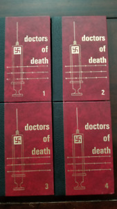 Doctors of Death Four Volumes