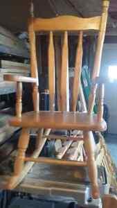 Jolie chaise pour enfants
