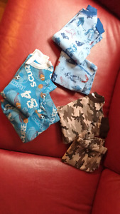 Toddler boys 5-6 thermal pj sets $15 takes all 3!!