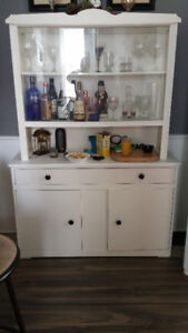 Kitchen Buffet great for storage and display!