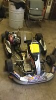 CRG Racing Go Kart