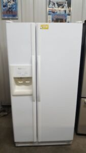 USED REFRIGERATOR SALE - 9267 50St - SIDE BY SIDE FROM $550