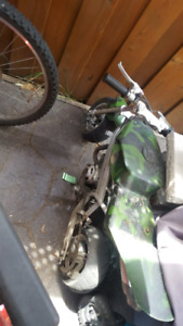 Pocket Bike 49cc 2 stroke